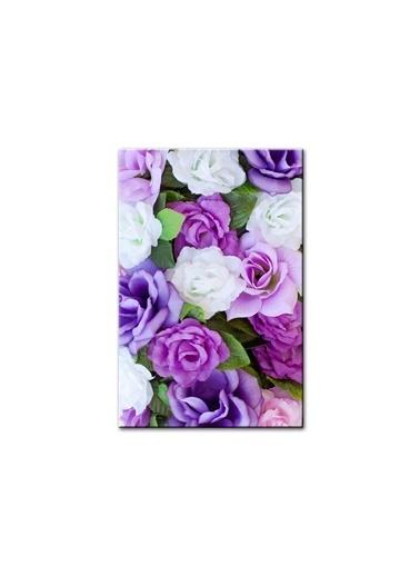 Arte Casero Çiçek Kanvas Tablo 75x100 cm  Renkli